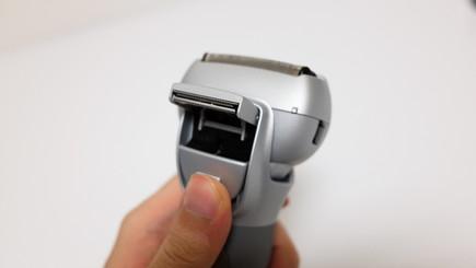 スキンケアシェーバーES-MT21-Hの背面トリマー刃-2