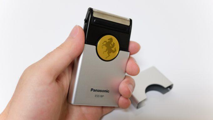 カード型シェーバーAITE ES518P