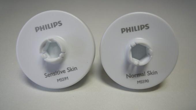 「ノーマル肌用ブラシ」と「敏感肌用のブラシ」-2