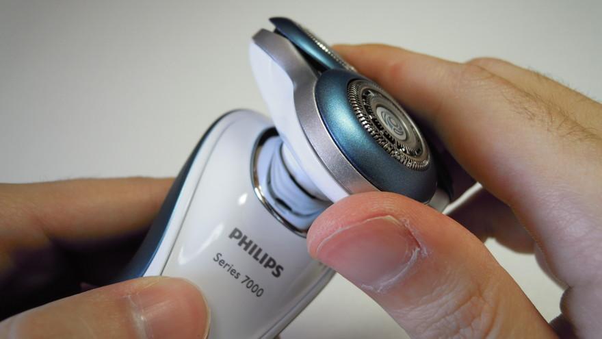 PHILIPS7000シリーズの5方向ダイナミックフレックスヘッド