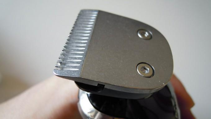 マルチグルーマーのトリマー刃