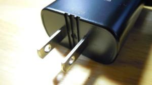 電気シェーバーのアダプター