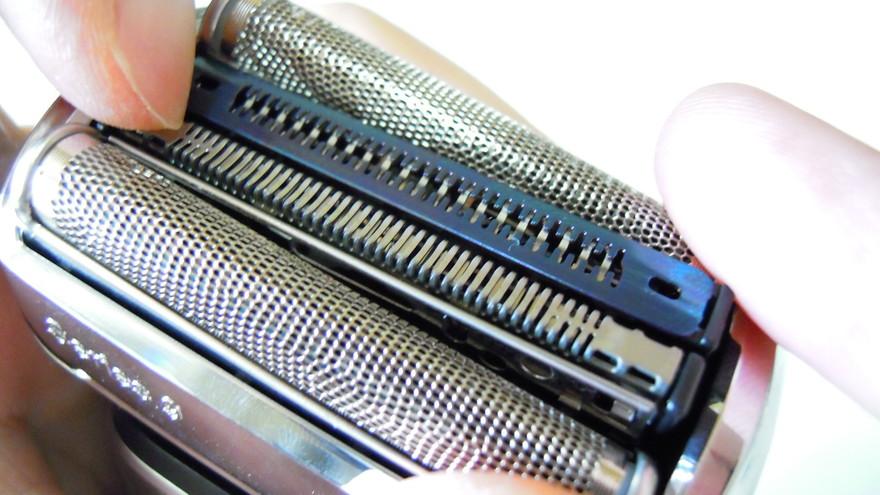 BRAUNシリーズ9の外刃