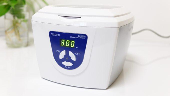 シチズン超音波洗浄器SW5800