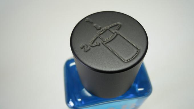 アラミスラボのプレシェーブローションのボトル