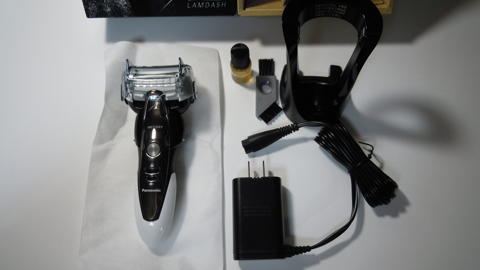 ES-ST29-Wの付属品