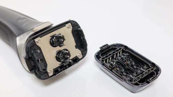 一体型カセット刃に変更されたラムダッシュ6枚刃