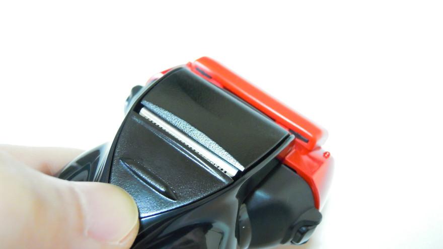 ラムダッシュ3枚刃のキワ剃り刃