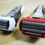 Panasonicラムダッシュ3枚刃「ES-ST8N-R」のレビューと旧モデルとの比較