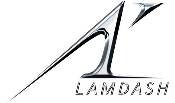LAMDASHロゴ