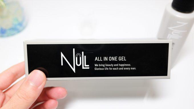 NULLオールインワンジェルの詳細
