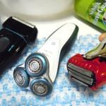 1万円台で購入できるお風呂剃り対応シェーバー|PHILIPS・BRAUN・Panasonic
