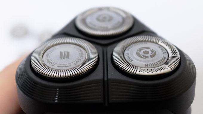 マルチプレシジョン刃 SH50/51を1000シリーズに装着-2