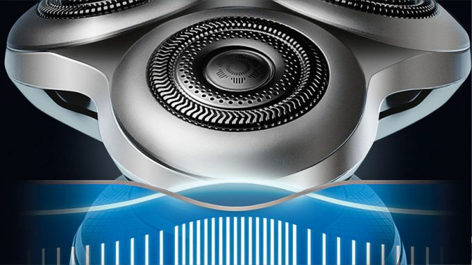 フィリップスS9000プレステージの髭密度感知システム