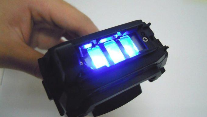 内蔵LED