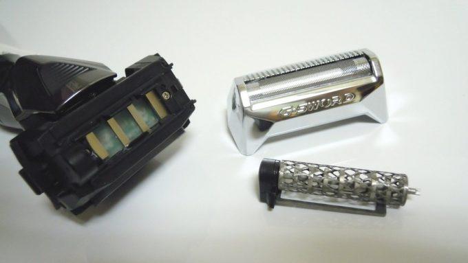 日立シェーバーの刃の交換推奨時期