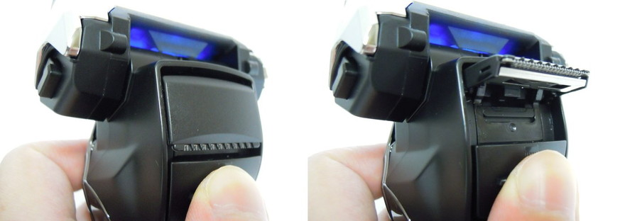 RM-LX2Dのトリマー刃