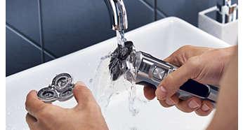 お風呂シェーブ・本体丸洗い対応