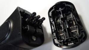 BRAUNのカセット式替え刃