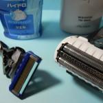 T字カミソリと電気シェーバーを上手に使い分けていますか?それぞれのメリットやデメリットを理解して、シェービングスケジュールを組み立ててみましょう